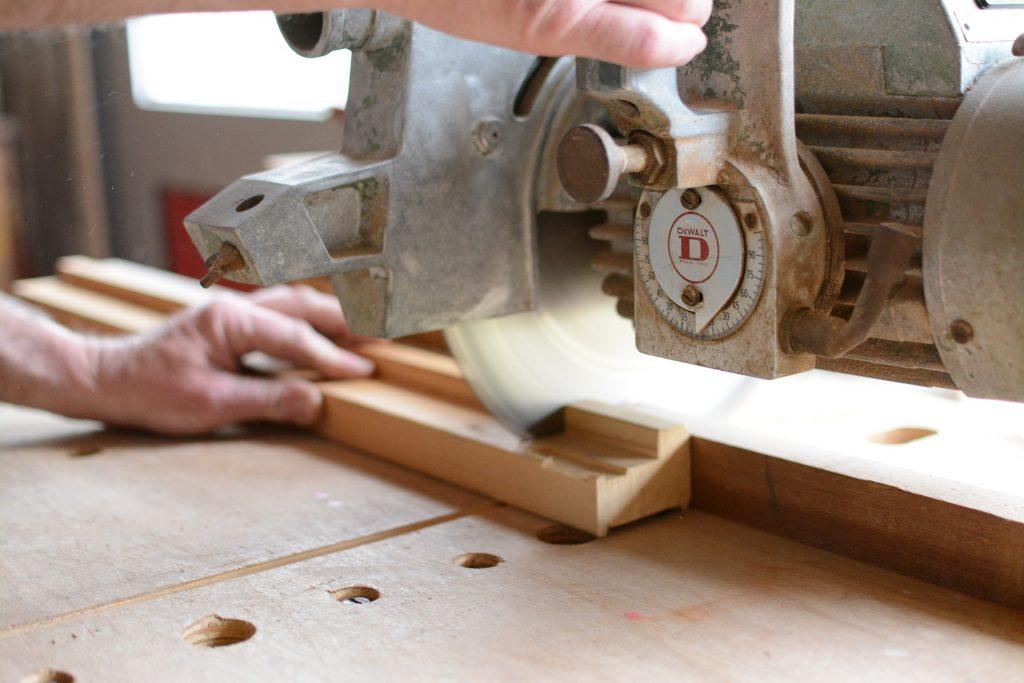 Chef/fe d'équipe en atelier de façonnage bois