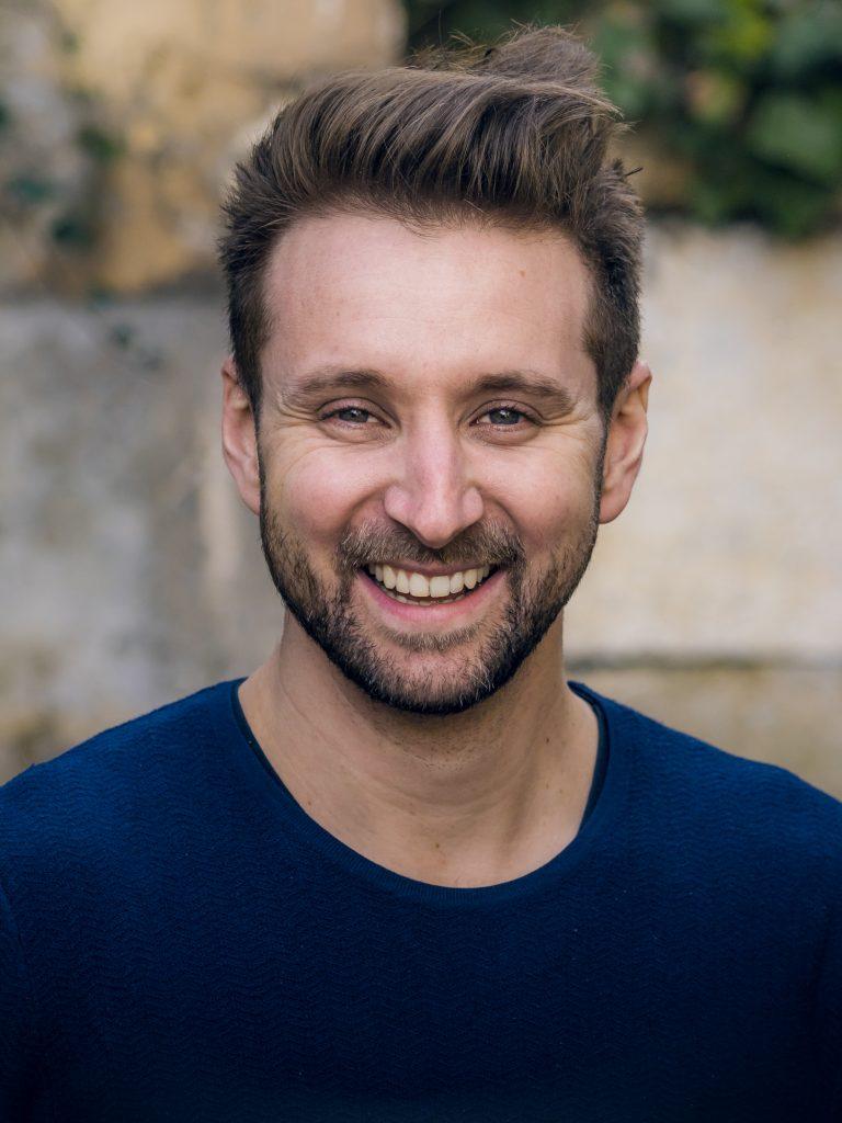 Julien CHARLES, CEO et fondateur de la 7-Shapes